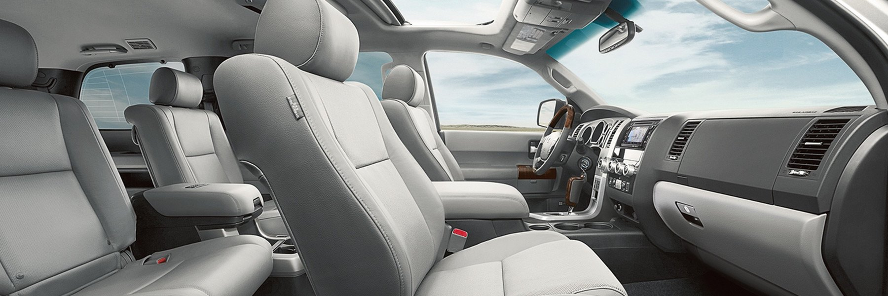Sequoia-interior