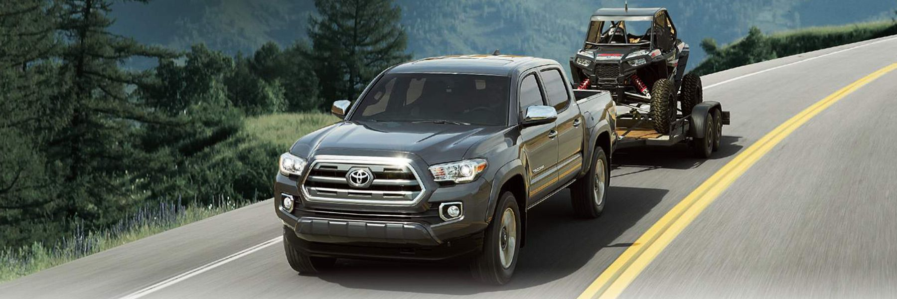 Tacoma-towing
